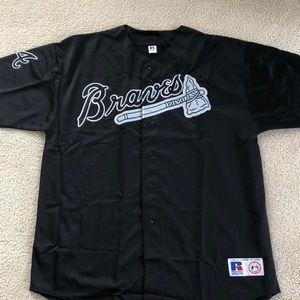 Atlanta Braves replica jersey